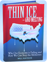 book publishing company,self publishing, business manual printing - Thin Ice and Melting book image