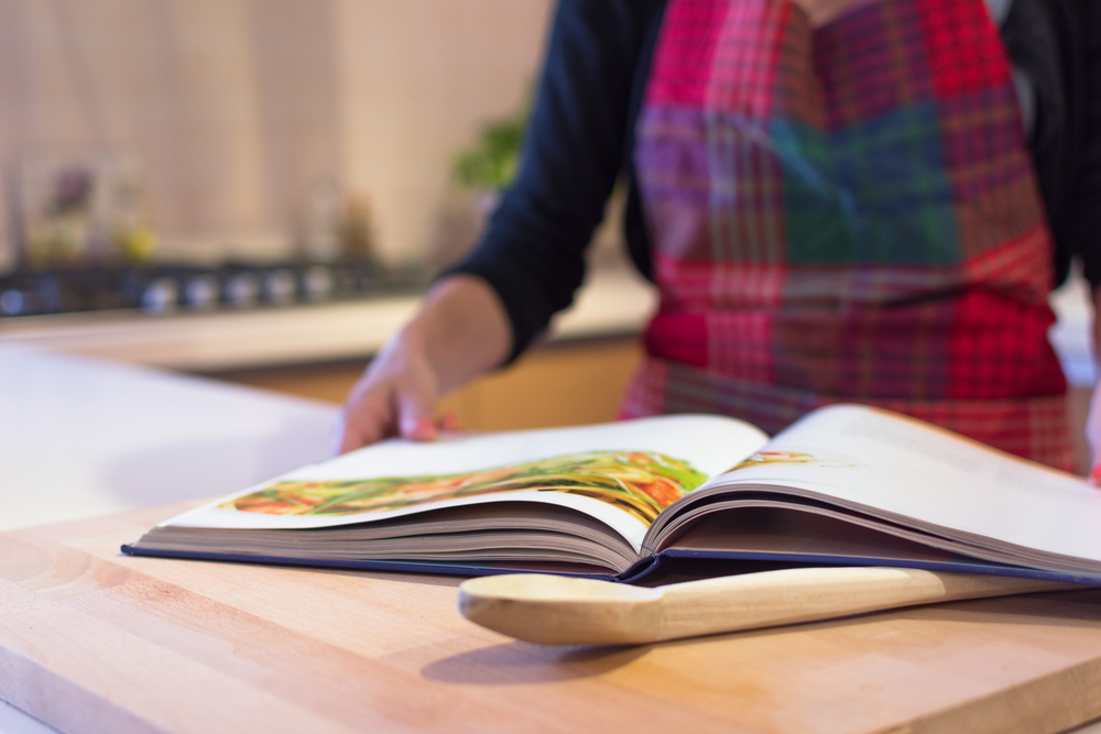 Cookbook from cookbook publishing companies