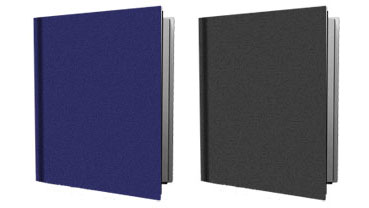 cloth case binding self publishing
